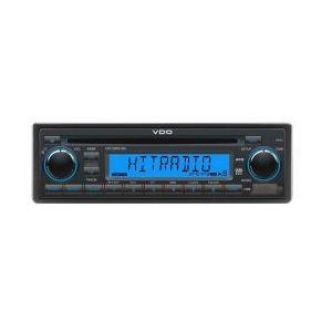 Autoradio - VDO - CD - USB MP3 - WMA 24v