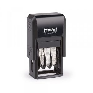 Trodat Printy mini dateur 4810