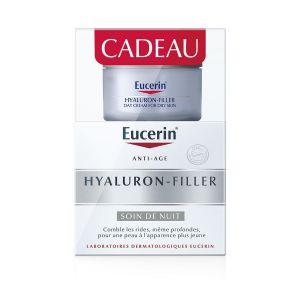 Eucerin Hyaluron-Filler soin de nuit Promo