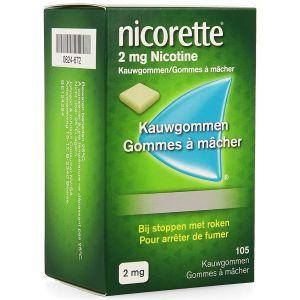 Nicorette 2mg nature