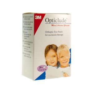 Opticlude senior 82x57mm