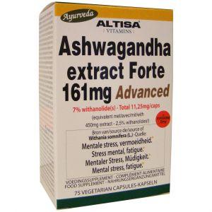 Altisa Ashwagandha Forte 161mg Advanced