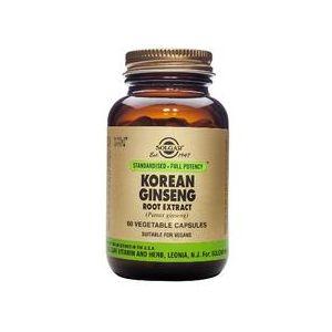 Solgar Ginseng Korean Root extract
