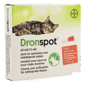 Dronspot spot-on chat 2,5-5kg
