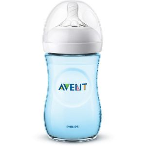Avent Natural 2.0 biberon bleu 260ml