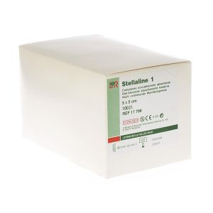 Stellaline 1 compresse 5x5cm