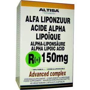 Altisa R(+) acide alpha lipoïque 150mg
