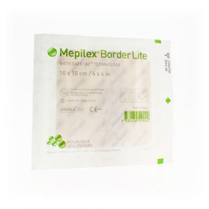 Mepilex Border Lite 10cmx10cm
