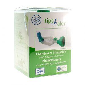 Tips-Haler chambre d'inhalation