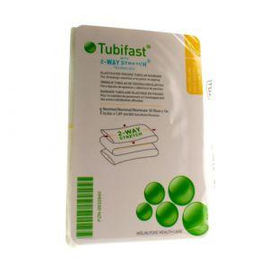 Tubifast ligne jaune 10,75cmx1m