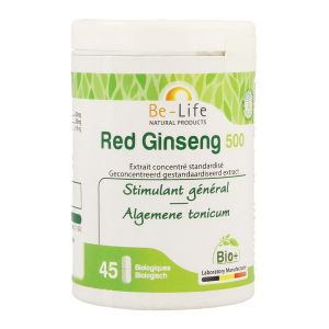 Be-Life Red Ginseng 500