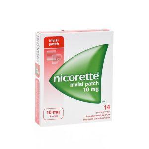 Nicorette Invisi patch 10 mg