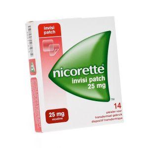 Nicorette Invisi patch 25 mg