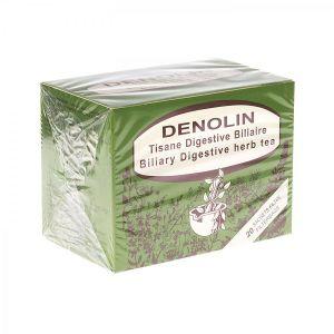 Denolin tisane digestive biliaire