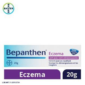 Bepanthen anti-démangeaisons - eczéma