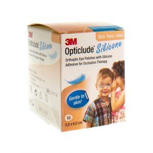 Opticlude silicone 5cmx6cm