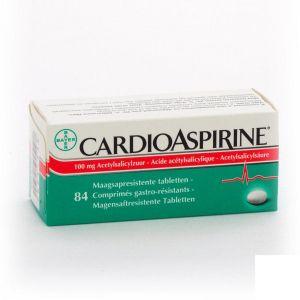 Cardio aspirine 100mg