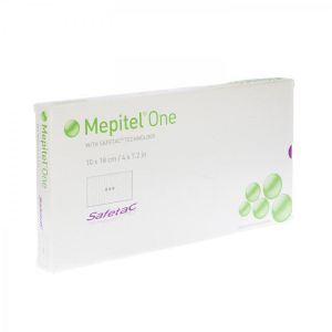 Mepitel one compresse stérile 10cmx18cm