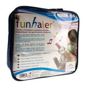 Funhaler chambre d'inhalation