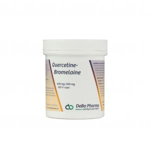 Deba Pharma quercétine-bromelaïne 400mg/100mg