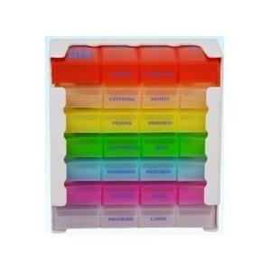 Fisamed Color XL semainier