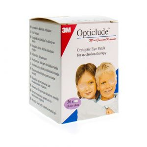 Opticlude junior 5cmx6,2cm