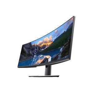 """U4919DW écran plat de PC 124,5 cm (49"""") UltraWide Dual Quad HD LED Incurvé Noir, Argent, Moniteur LED"""