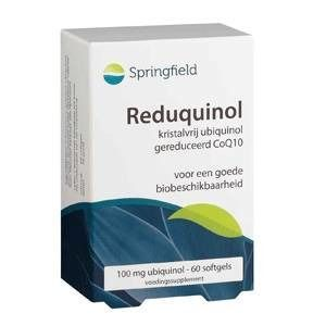 Springfield Reduquinol 100 mg 60 pc(s) 8715216318253