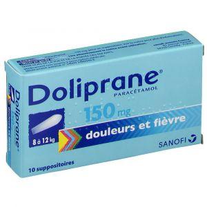 Doliprane® 150 mg 10 pc(s)