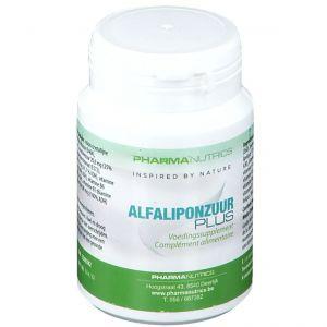 Pharmanutrics Acide Alpha-Lipoïque Plus 60 pc(s)