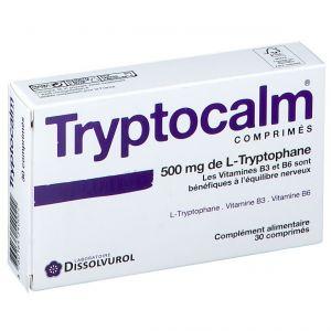 Tryptocalm® 500 mg de L-Tryptophane 30 pc(s) 3760164540022