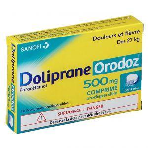DolipraneOro® 500 mg 12 pc(s)