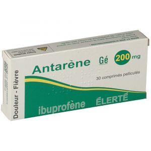 Antarène Gé 200 mg 30 pc(s) 3400933665814