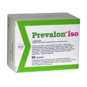 Prevalon ISO 60 pc(s)