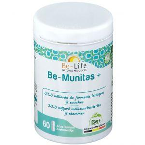 Be-Life Be-Munitas+ 60 pc(s) 5413134001617