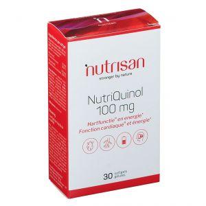 Nutrisan NutriQuinol 100 mg 30 pc(s) 5425025502103
