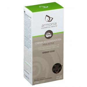 Helix Active Crème à la Bave d'Escargot et Aloé Vera 50 g 8420649111257