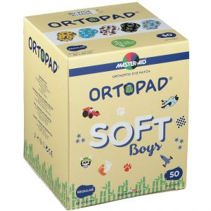 Ortopad Soft Boys Regular 85x59mm