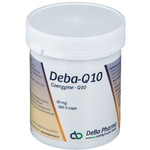 Deba Coenzyme Q10 30 mg 180 pc(s)