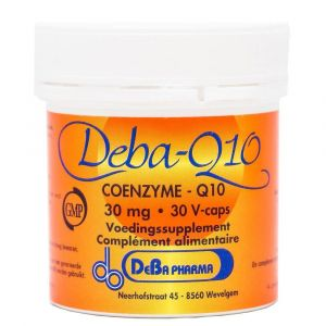 Deba-Q10 30 mg coenzyme Q10