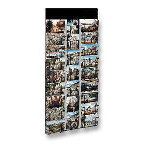 Presentoir cartes postales comparer 36 offres - Presentoir carte postale mural ...