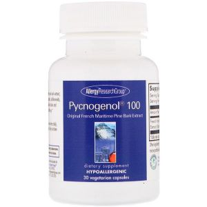 Pycnogenol 100 30 Vegetarian Capsules - Allergy Research Group