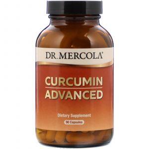 Curcumine avancé (90 Capsules) - Dr. Mercola