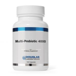 Multi-Probiotic 4000 (100 capsules) - Douglas Laboratories