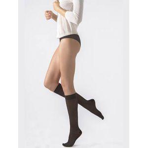 Chaussettes de contention Diaphane (pieds ouverts) Classe 2