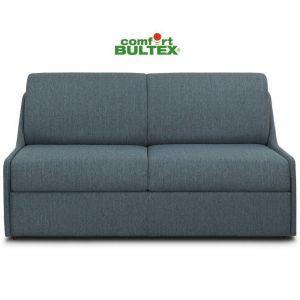 Canapé lit compact 2-3 places MAGNIFICO matelas 120cm comfort BULTEX® 16cm sommier lattes RENATONISI