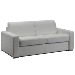 Canape convertible rapido blanc comparer 287 offres - Canape convertible couchage permanent ...