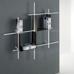 bibliotheque profondeur 15 cm comparer 59 offres. Black Bedroom Furniture Sets. Home Design Ideas