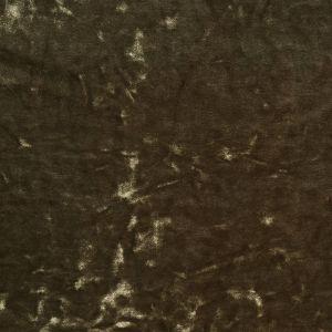 Tissu velours frappé taupe