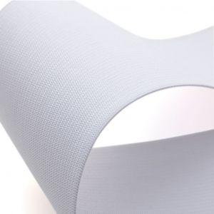 Élastique maille pour ceinture 80 mm blanc